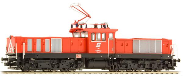 Jagerndorfer JC16552 - Austrian Electric Locomotive Series 1064.02 of the OBB (Sound Decoder)