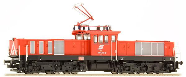 Jagerndorfer JC16560 - Austrian Electric Locomotive Series 1064.003 of the OBB
