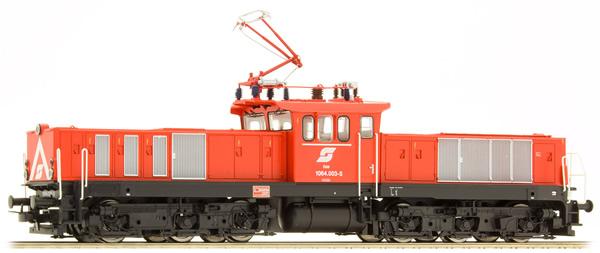 Jagerndorfer JC16562 - Austrian Electric Locomotive Series 1064.003 of the OBB (Sound Decoder)