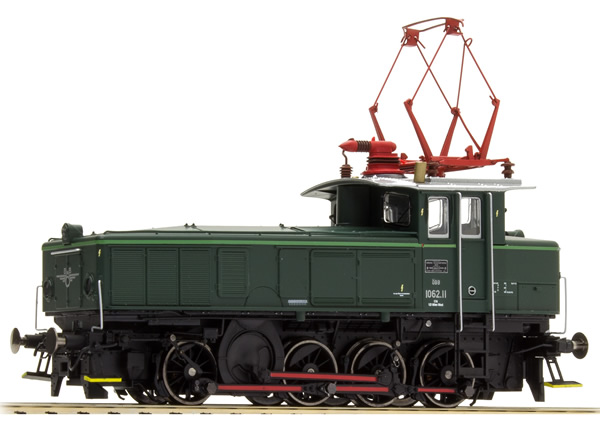 Jagerndorfer JC16730 - Austrian Electric Locomotive Series 1062.11 of the OBB