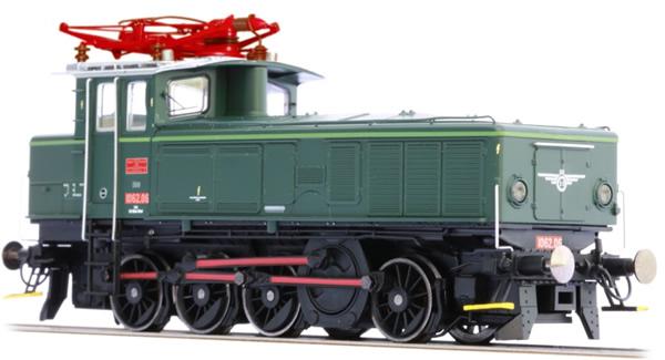 Jagerndorfer JC16740 - Austrian Electric Locomotive Series 1062.06 of the OBB