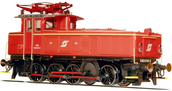 Jagerndorfer JC16750 - Austrian Electric Locomotive Class 1062.010 of the OBB