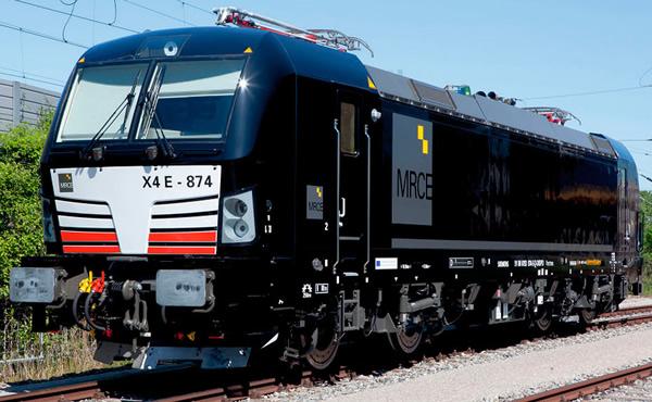 Jagerndorfer JC17072 - Austrian Electric Locomotive Series 193 X4E 874 Vectron MRCE (Sound Decoder)