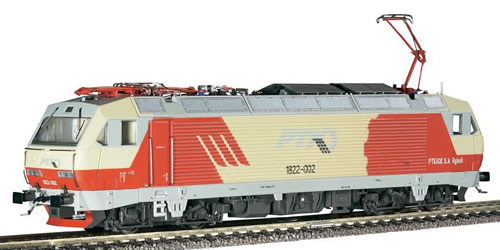 Jagerndorfer JC23832 - Austrian Electric Locomotive 1822.002 PTK (DCC Sound Decoder)