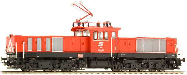 Jagerndorfer JC26552 - Austrian Electric Locomotive Series 1064.02 of the OBB (DCC SOund Decoder)