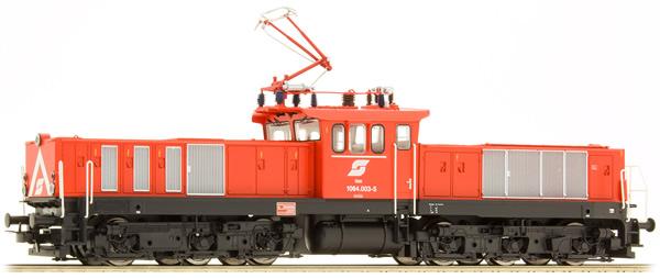 Jagerndorfer JC26560 - Austrian Electric Locomotive Series 1064.003 of the OBB