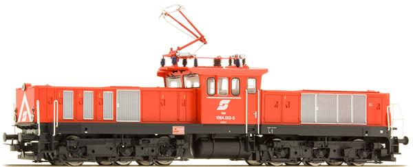 Jagerndorfer JC26562 - Austrian Electric Locomotive Series 1064.003 of the OBB (DCC Sound Decoder)