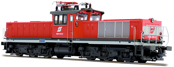 Jagerndorfer JC26570 - Austrian Electric Locomotive Class 1064.010 of the OBB