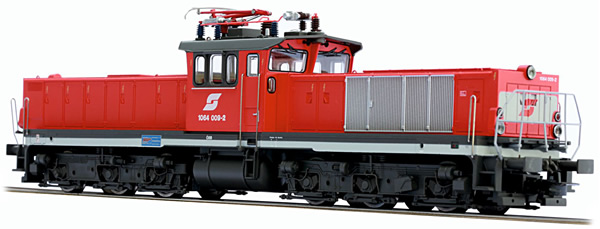 Jagerndorfer JC26582 - Austrian Electric Locomotive Class 1064.009 of the OBB (DCC Sound Decoder)