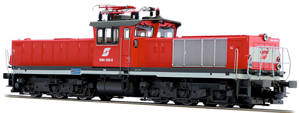 Jagerndorfer JC26592 - Austrian Electric Locomotive Class 1064.010 of the OBB (DCC Sound Decoder)