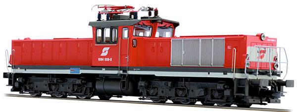 Jagerndorfer JC26592 - Austrian Electric Locomotive Class 1064.010 of the OBB (DCC Sound Decoder)