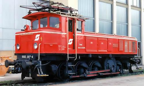 Jagerndorfer JC26720 - Austrian Electric Locomotive 062.009 of the OBB