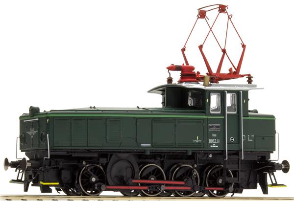 Jagerndorfer JC26730 - Austrian Electric Locomotive Series 1062.11 of the OBB