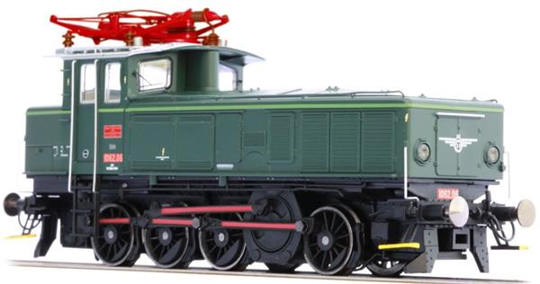 Jagerndorfer JC26742 - Austrian Electric Locomotive Series 1062.06 of the OBB (DCC Sound Decoder)