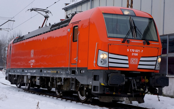 Jagerndorfer JC27050 - German Electric Locomotive Series 193 210 Vectron of the DB AG