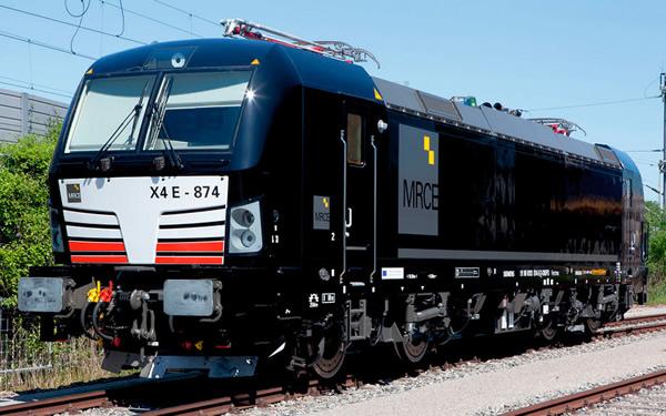 Jagerndorfer JC27070 - Austrian Electric Locomotive Series 193 X4E 874 Vectron MRCE