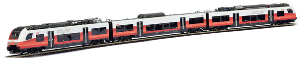 Jagerndorfer JC47400 - 3pc Austrian Electric Cityjet Desiro ML 4746.001 Set of the OBB