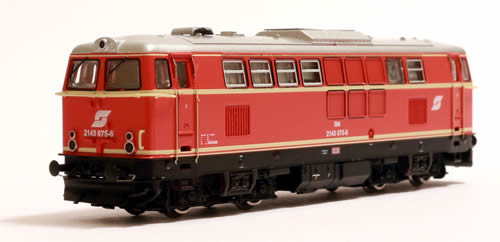Jagerndorfer JC61030 - Austrian Diesel Locomotive 2143.075 of the OBB