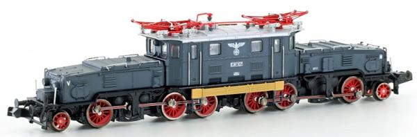 Jagerndorfer JC62072 - Austrian Electric Locomotive E89 107 of the DRG of the BBO (Sound)