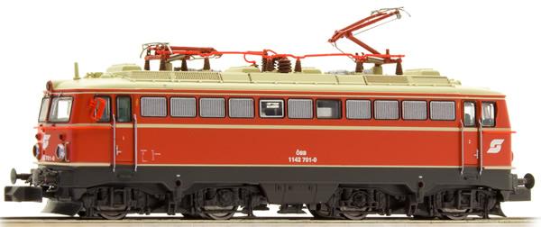 Jagerndorfer JC64030 - Austrian Electric Locomotive Reihe 1142.701 of the OBB