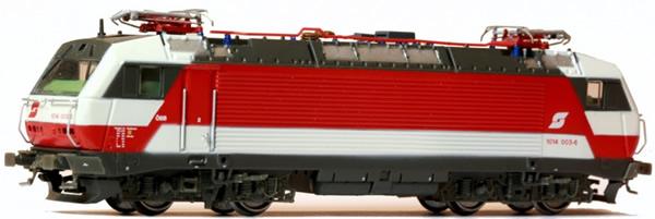 Jagerndorfer JC65010 - Austrian Electric Locomotive Reihe 1014.003 of the OBB