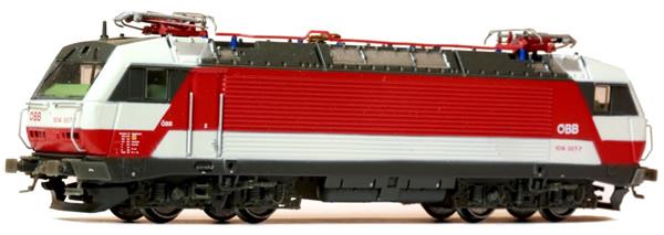 Jagerndorfer JC65020 - Austrian Electric Locomotive Reihe 1014.007 of the OBB