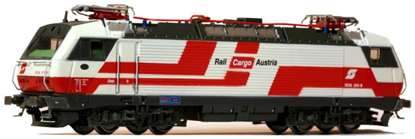 Jagerndorfer JC65030 - Austrian Electric Locomotive Reihe 1014.011 Rail Cargo of the OBB