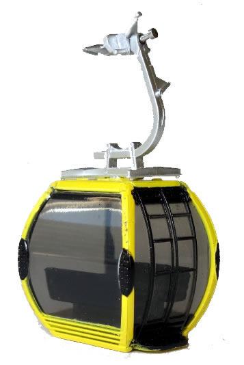 Jagerndorfer JC82002 - Omega IV Cabin Yellow