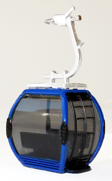 Jagerndorfer JC82005 - Omega IV Cabin Blue