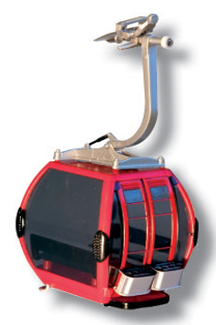 Jagerndorfer JC83021 - Omega III Cabin - Red
