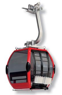 Jagerndorfer JC84001 - Omega IV Cabin - Red