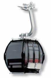 Jagerndorfer JC84003 - Omega IV Cabin - Black