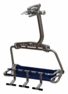 Jagerndorfer JC86000 - 6 Seater - Blue