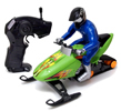 RC Snowmobile - 1:18 scale - battery operated