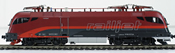 Austrian Electric Locomotive 1116.217 Railjet Taurus of the OBB (DCC Sound Decoder)