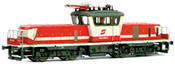 Austrian Electric Locomotive Class 1163.008 of the OBB (DCC Sound Decoder)
