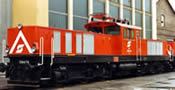Austrian Electric Locomotive 1064.04 of the OBB (DCC Sound Decoder)