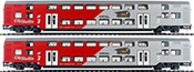 Austrian 3pc Double Decker Dosto Wiesel Set