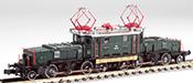 Austrian Electric Locomotive Class 1089 05 of the OBB (Sound)