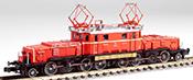 Austrian Electric Locomotive Class 1189 02 of the OBB