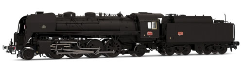 Jouef 2277 - French Steam Locomotive Mikado 141 R (DCC Sound Decoder)