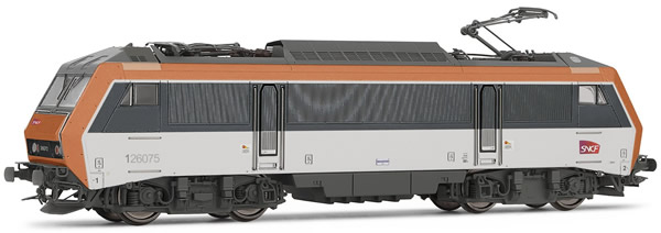 Jouef HJ2259 - French electric locomotive BB26000 of the SNCF; béton period VI livery
