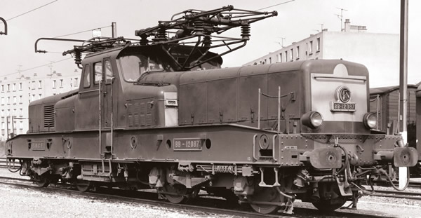 Jouef HJ2338 - French Electric locomotive class BB 12079 of the SNCF
