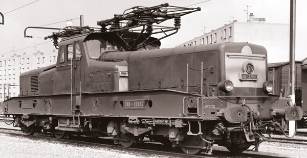 Jouef HJ2338S - French Electric locomotive class BB 12079 of the SNCF (DCC Sound Decoder)