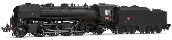 Jouef HJ2351S - French Steam Locomotive 141 R with coal tender of the SNCF (DCC Sound Decoder)
