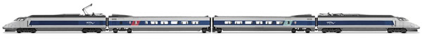Jouef HJ2356 - 4pc French Electric TGV Sud -Est Train of the SNCF