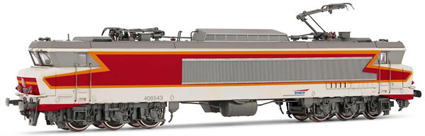 Jouef HJ2370 - French Electric locomotive CC 6543 of the SNCF