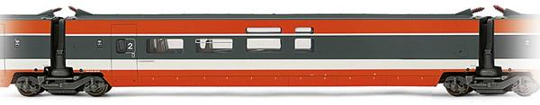 Jouef HJ4108 - TGV Sud-Est Bar intermediate coach of the SNCF