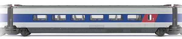 Jouef HJ4115 - 1st Class Intermediate Coach for TGV Sud -Est
