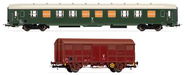 Jouef HJ4148 - 2pc Maintenance Train Set
